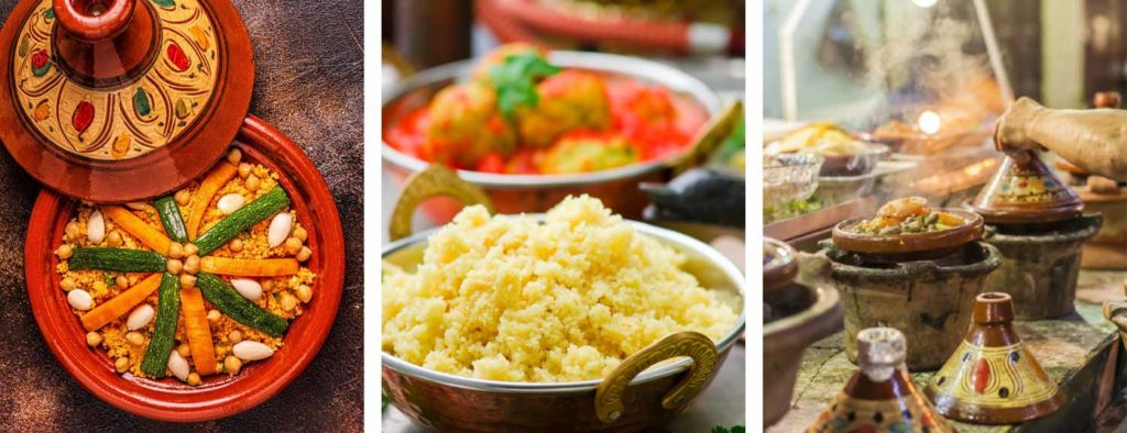 Marokkanischer Kochkurs - Kurkuma Kochschule
