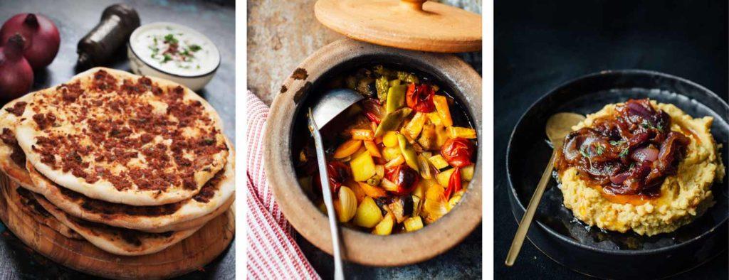 Türkische Küche - Kochkurs - Kurkuma Kochschule