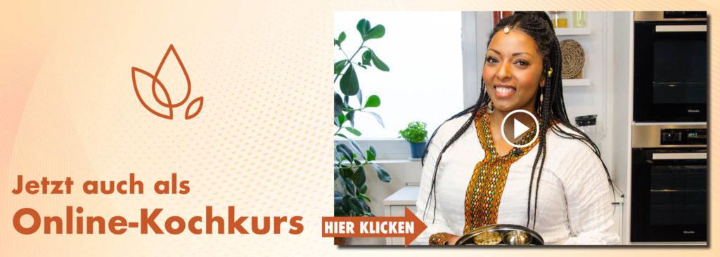 Afrikanischer Online-Kochkurs - Kurkuma Kochschule