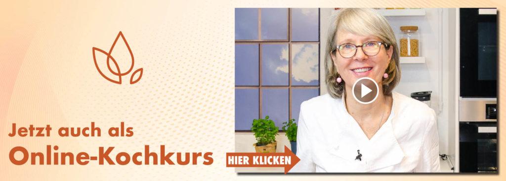 Kochen bei Rheuma - Online-Kochkurs