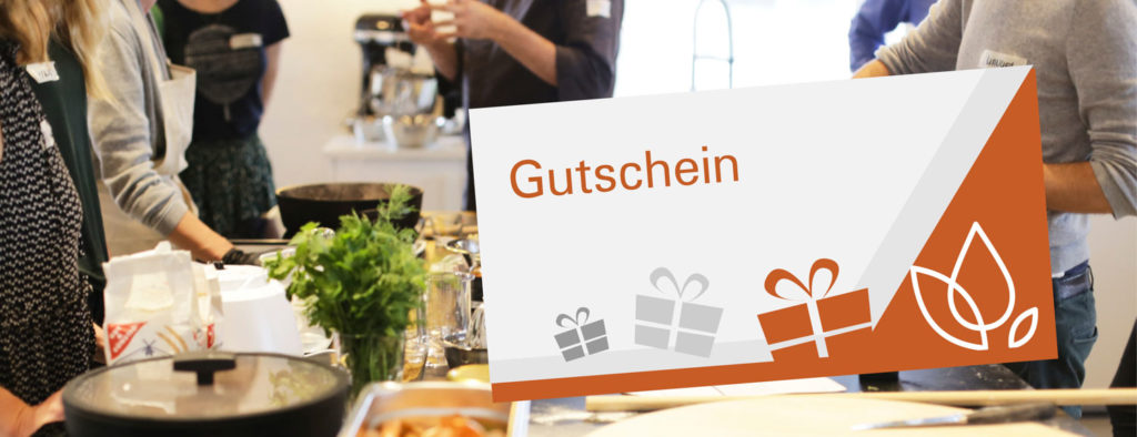 Gutschein - Kurkuma Kochschule
