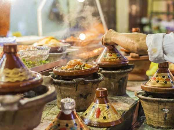 Le Marrakech - Kochkurs - Kurkuma Kochschule