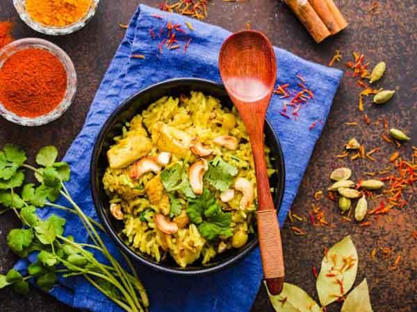 Indische Küche - Kochkurs - Kurkuma Kochschule