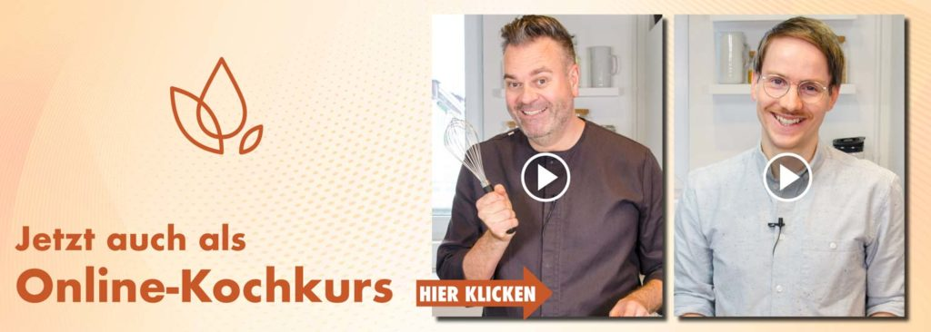 Online Weihnachtskochkurs - Kurkuma Kochschule